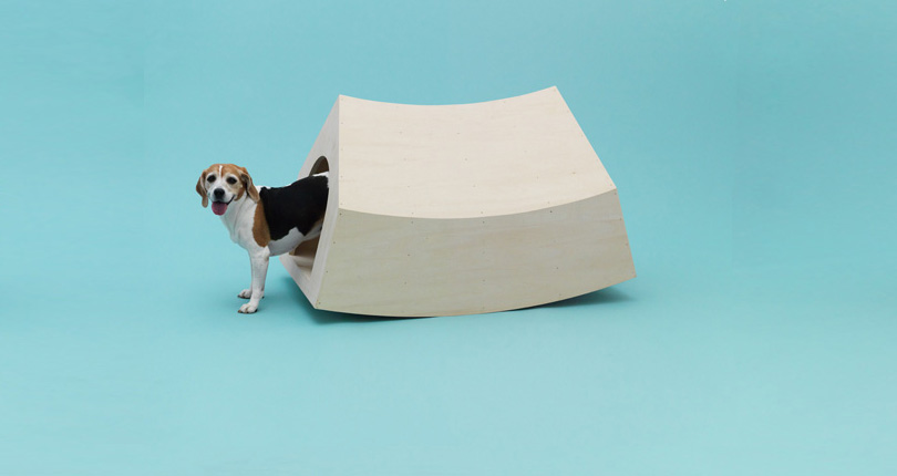 Architecture for Dogs: le cucce per cani firmate
